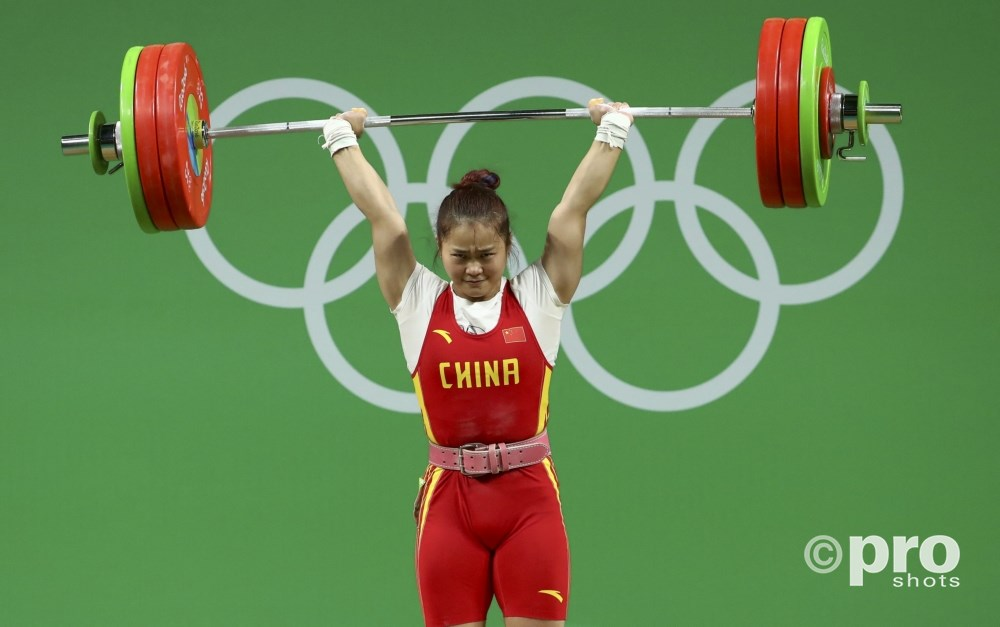 Deng Wei was onklopbaar in Rio (PROSHOTS/Action Images)