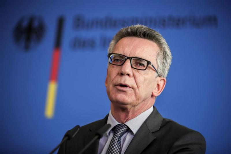 Duitsland wil meer veiligheidsmaatregelen