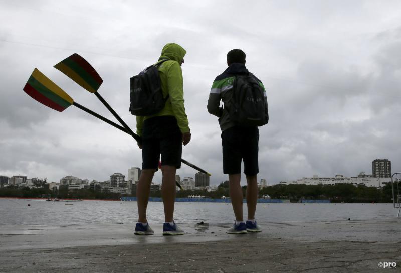 Geen roeien vandaag door weersomstandigheden (Pro Shots / Action Images)