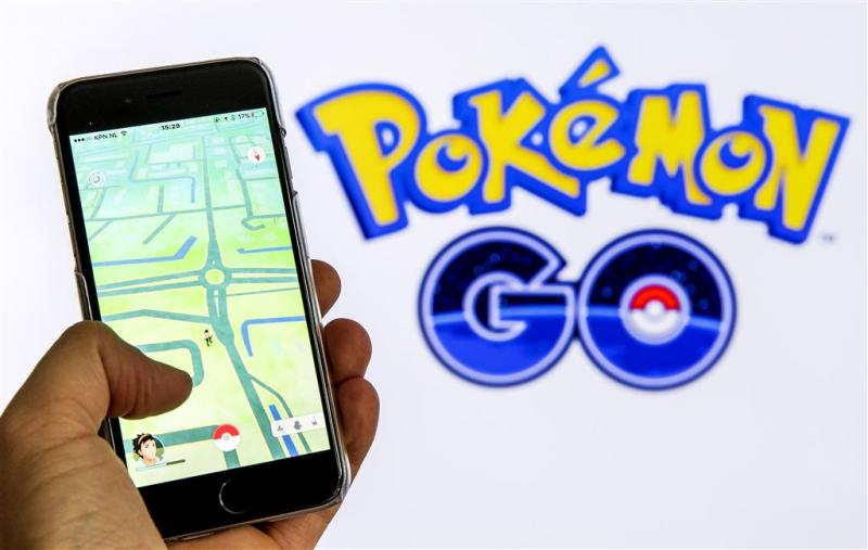 Pokémon jaagt op inbrekers