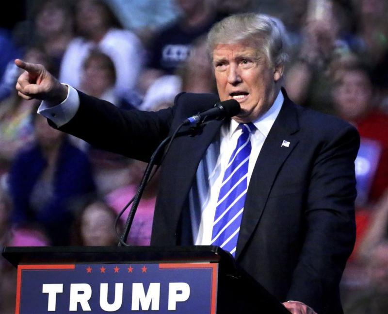 Trump: Clinton en Obama medeoprichters IS