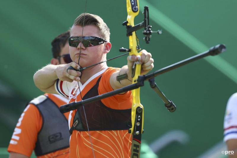 Van den Berg door naar kwartfinale (PRO SHOTS/Action Images)