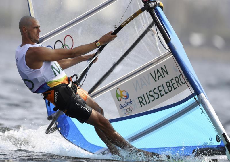 Opnieuw olympisch goud voor Van Rijsselberghe (Pro Shots/Action Images)