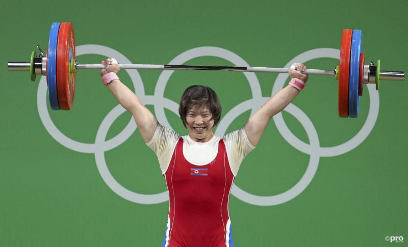 Rim pakte met ogenschijnlijk speels gemak het olympisch goud (PROSHOTS/Action Images)