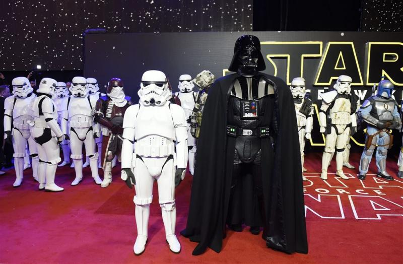 Alle Star Wars-films op Netflix