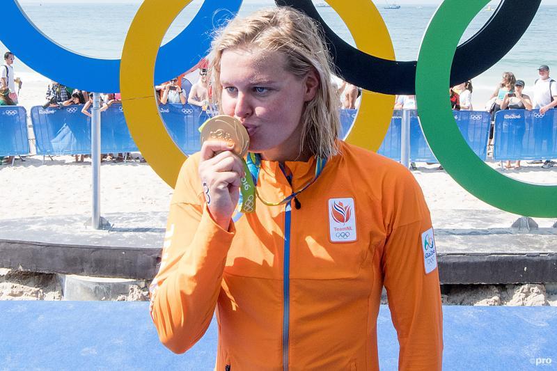 """Van Rouwendaal: """"Ik zwom zo makkelijk"""" (Pro Shots / Insidefoto)"""