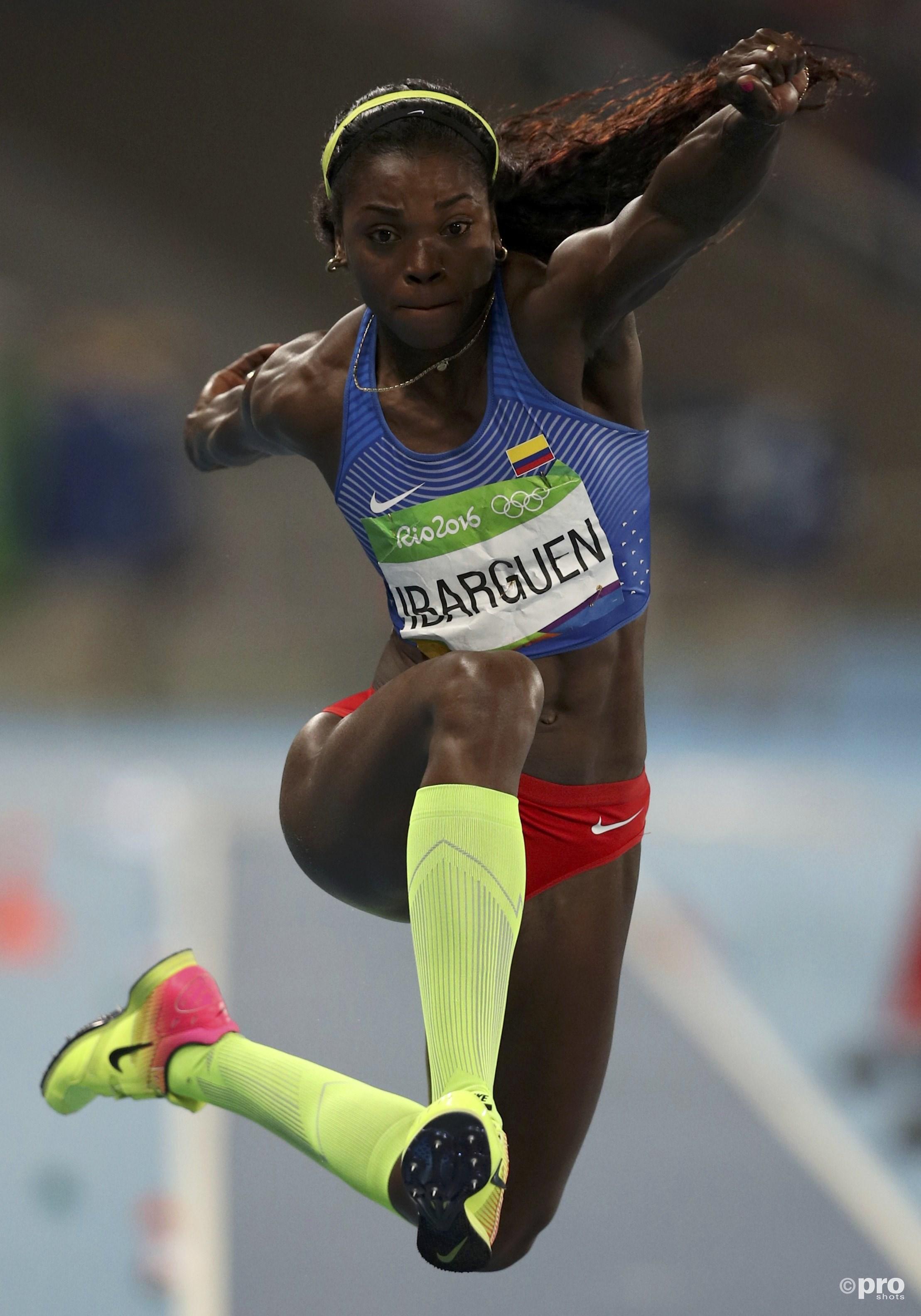 Ibargüen zet een stap op weg naar olympisch goud (PROSHOTS/Action Images)