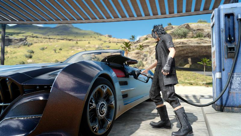 Final Fantasy XV-preview (Foto: Square Enix)