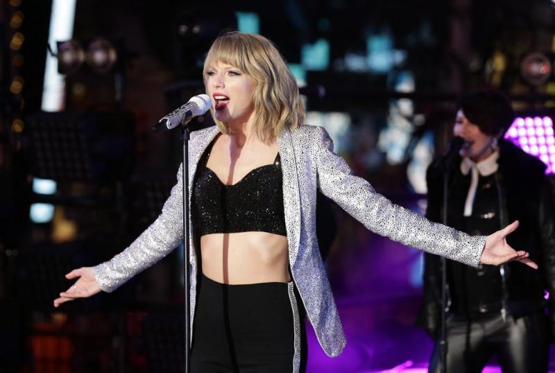 Taylor Swift laat Tom Hiddleston invliegen