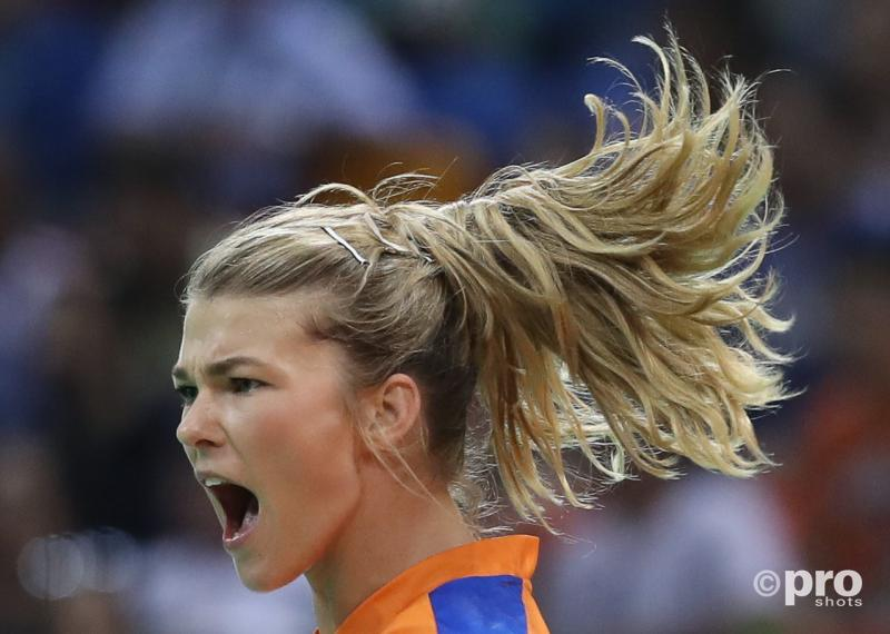 Tess Wester in actie tijdens de Spelen (Pro Shots / Action Images)