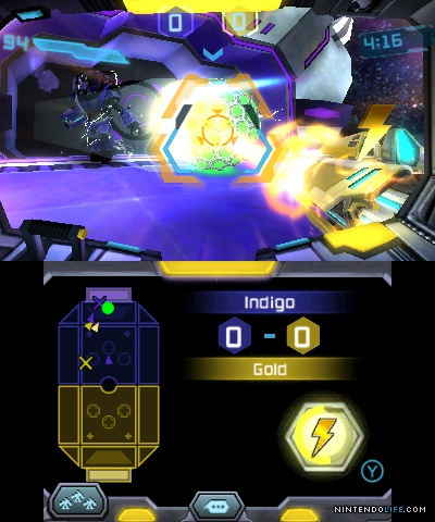 Metroid Prime: Federation Force Gameplay
