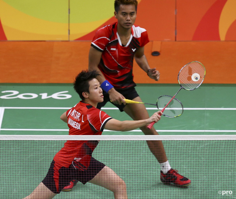 Het Indonesische duo op weg naar olympisch goud (PROSHOTS/Action Images)
