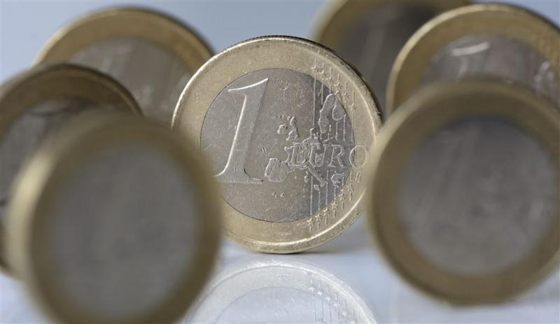 Prijzen dalen in zeven eurolanden