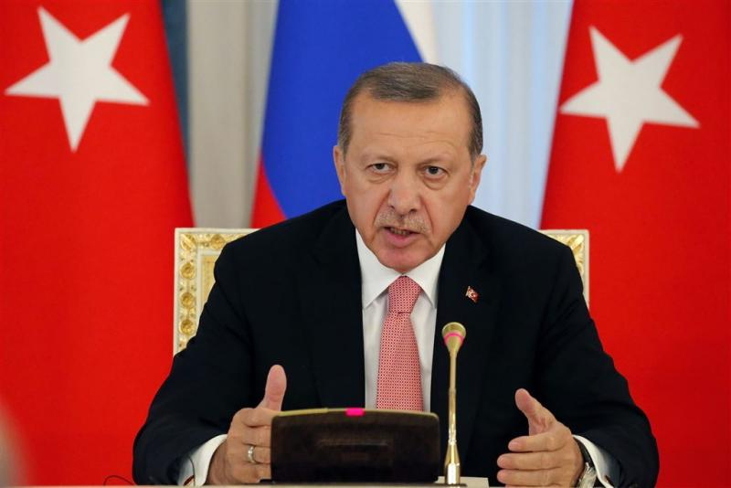 Erdogan: Gülen-aanhangers hielpen PKK