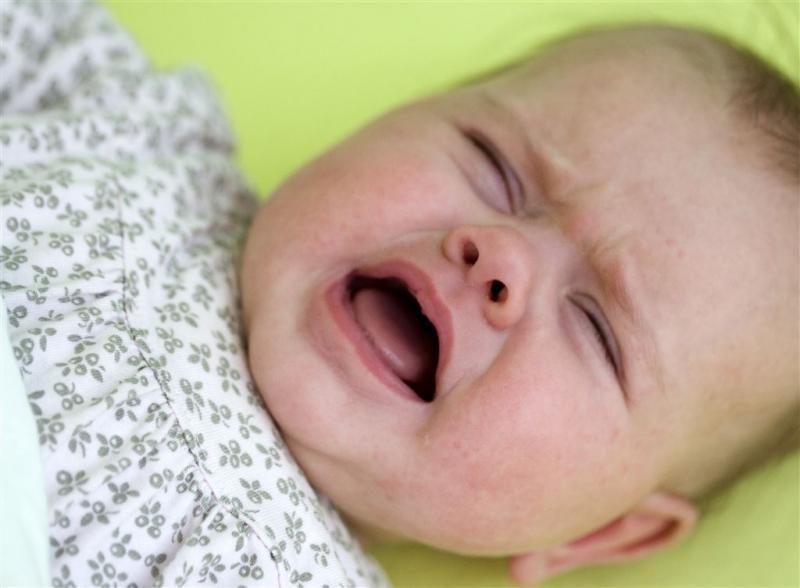 Baby's huilen anders in Kameroen en China