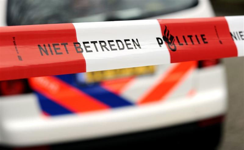 Fries stak echtgenote en zichzelf in brand