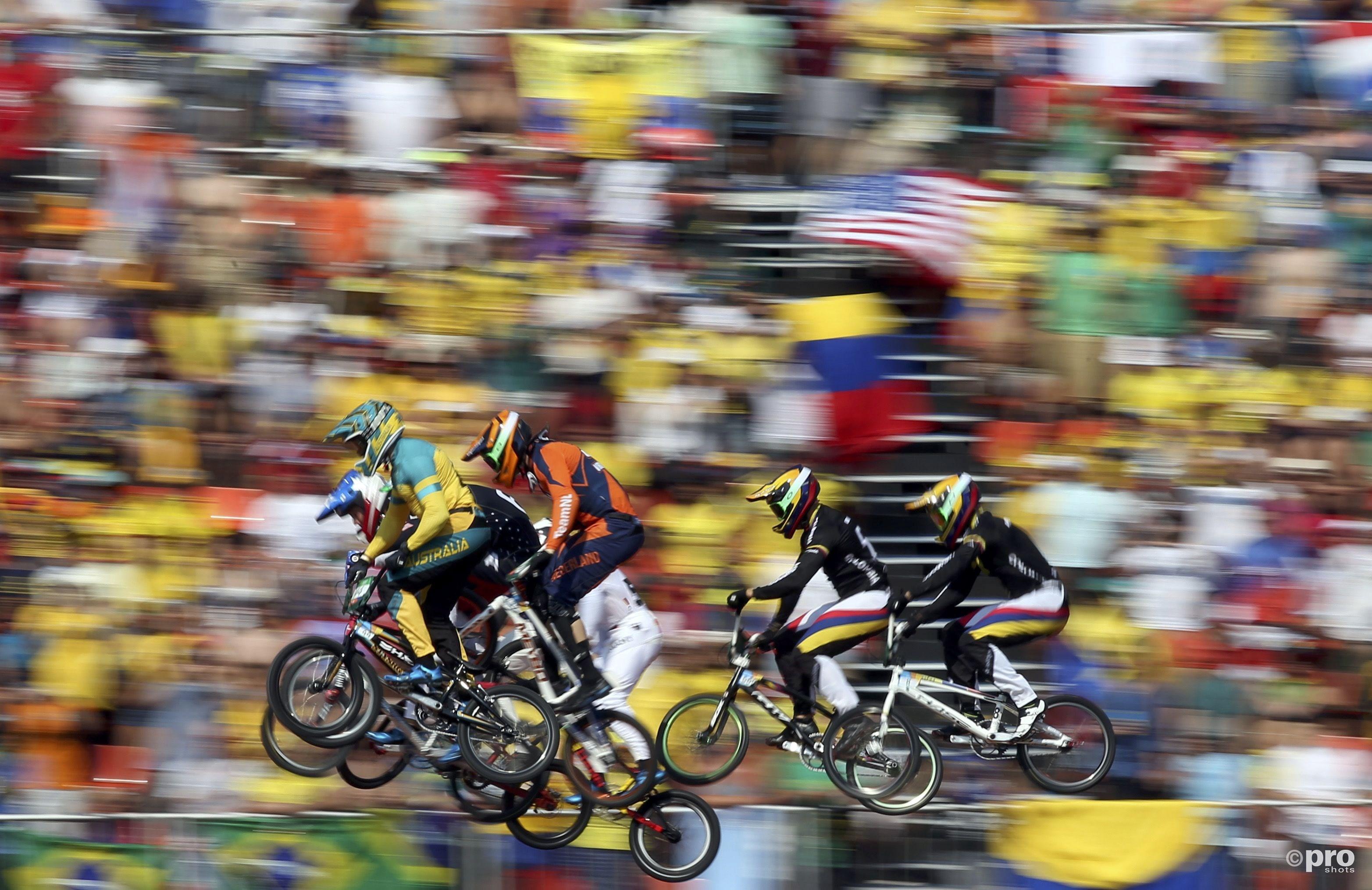 Van Gorkom in zijn halve finale (PROSHOTS/Action Images)