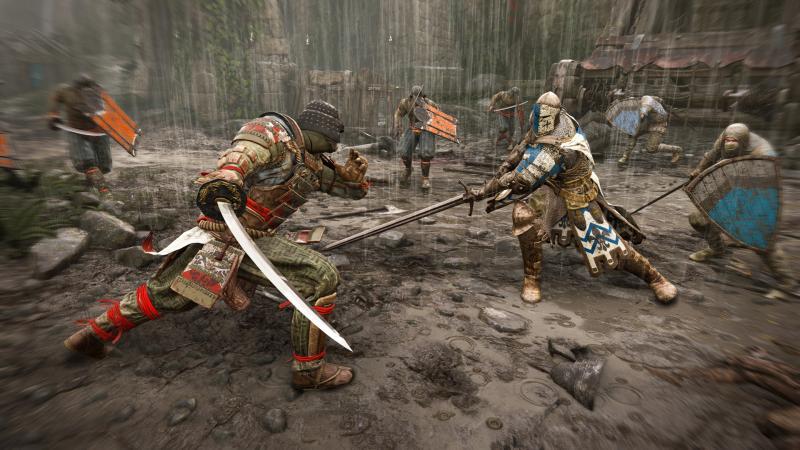 For Honor Gamescom 2016 (Foto: Ubisoft)