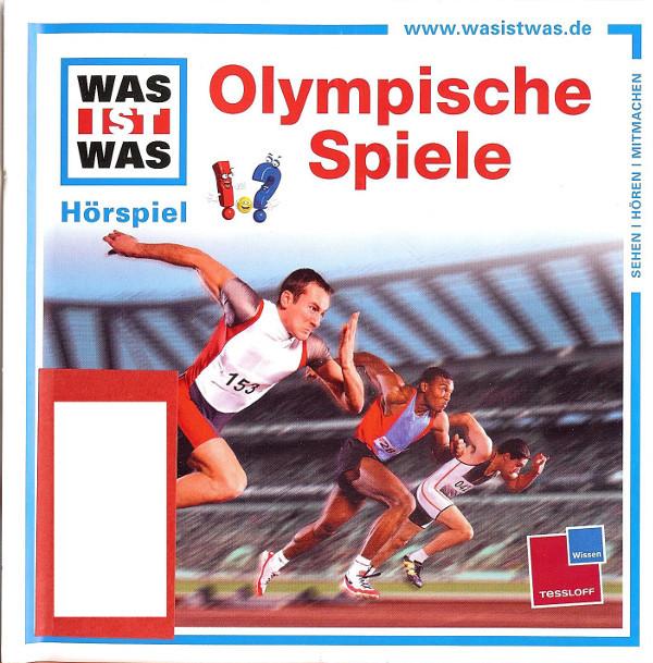 Various - Was Ist Was Olympische Spiele