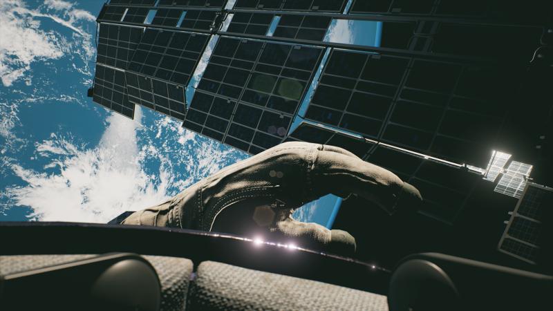 Outreach - Een ruimtewandeling