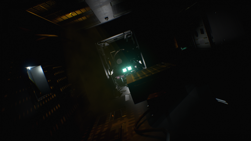 Outreach - De binnenkant van het station