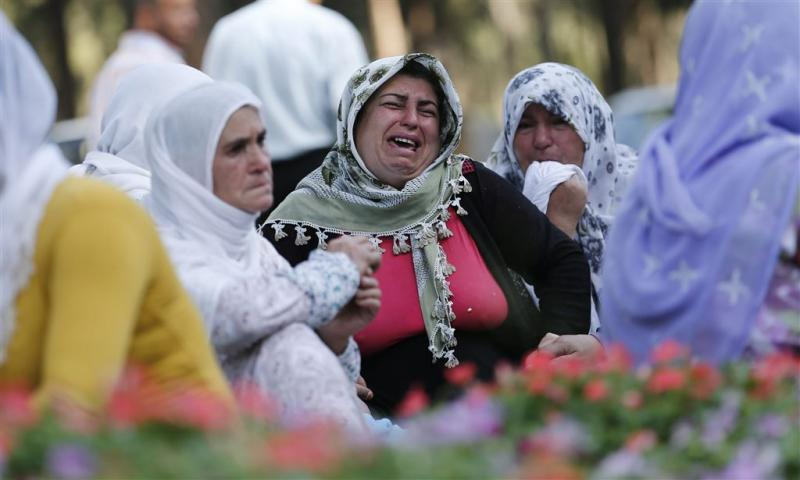 Dodental bomaanslag Gaziantep loopt op