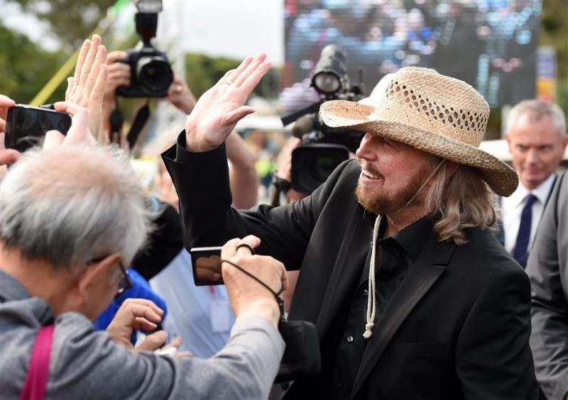 Barry Gibb maakt album met zoons