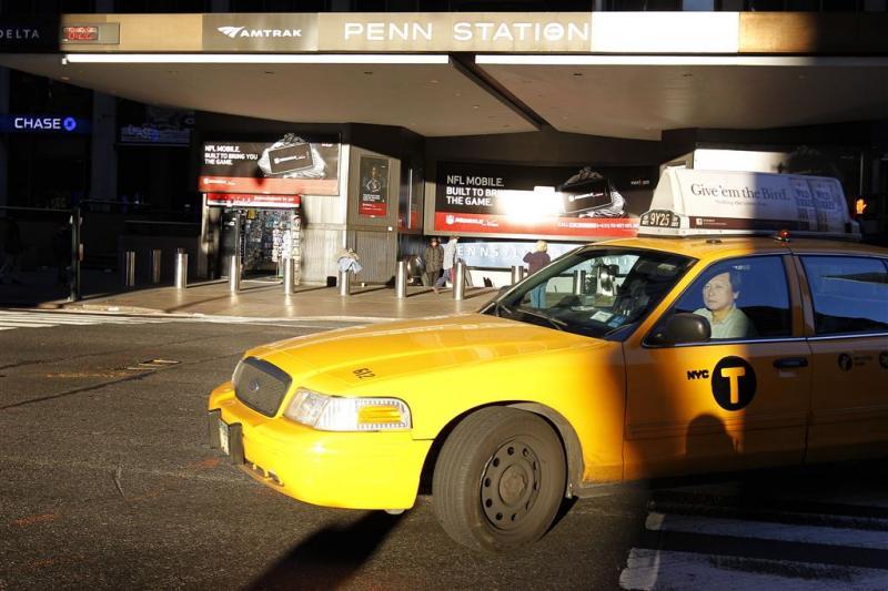 Taxichauffeur New York niet meer Engelstalig