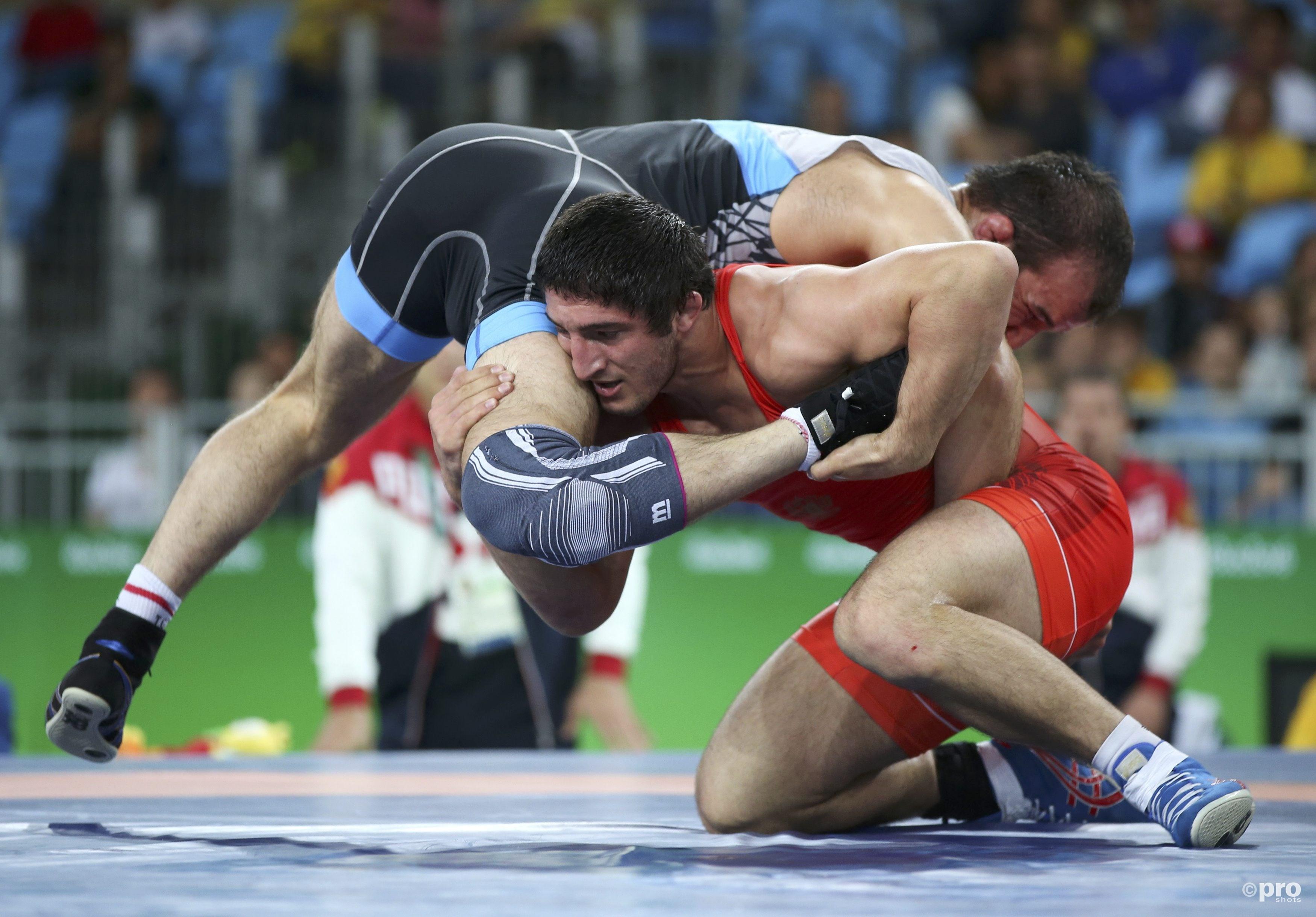 Sadulaev speelt in de finale met Yasar (PROSHOTS/Action Images)