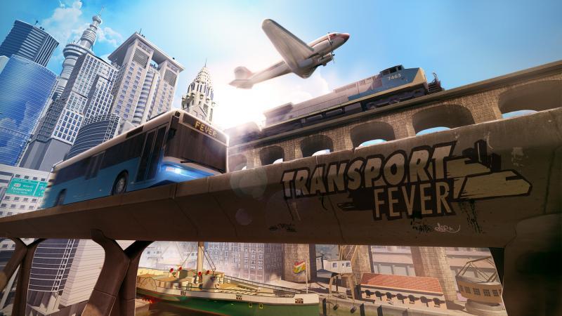 Transport Fever - Overzicht