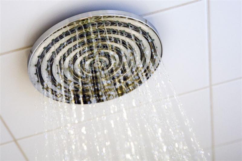 'Jongere per jaar bijna 3 dagen onder douche'