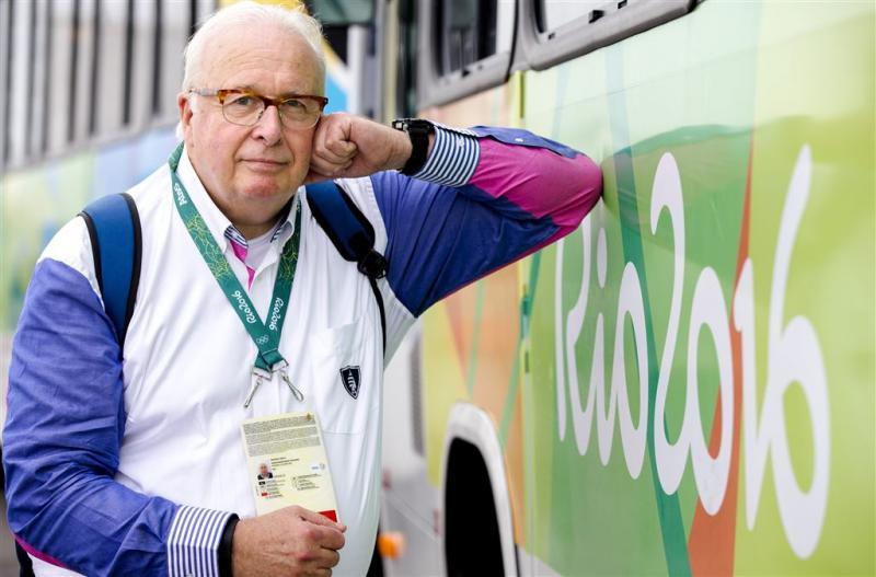 Mart Smeets neemt afscheid in Rio