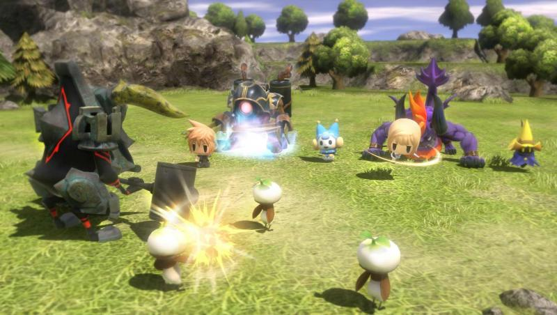 World of Final Fantasy-preview (Foto: Square Enix)