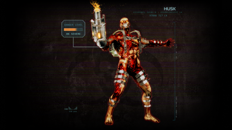 Killing Floor 2 - Husk zombie