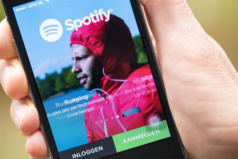 Spotify wil labels minder betalen