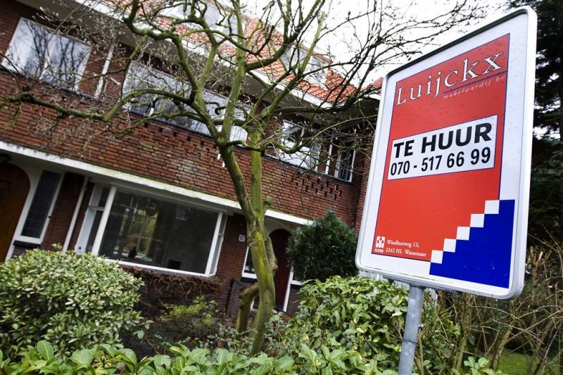 'Huren stijgen harder dan huizenprijs'