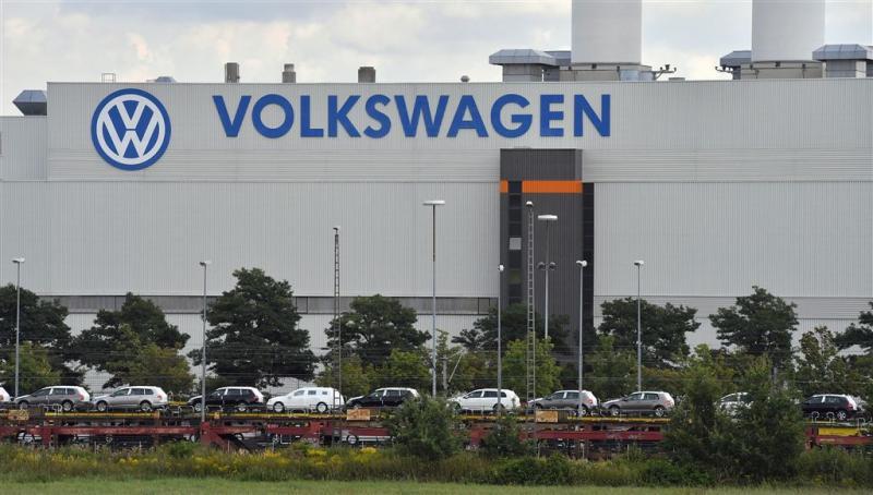 'Volkswagen beëindigt ruzie met leverancier'