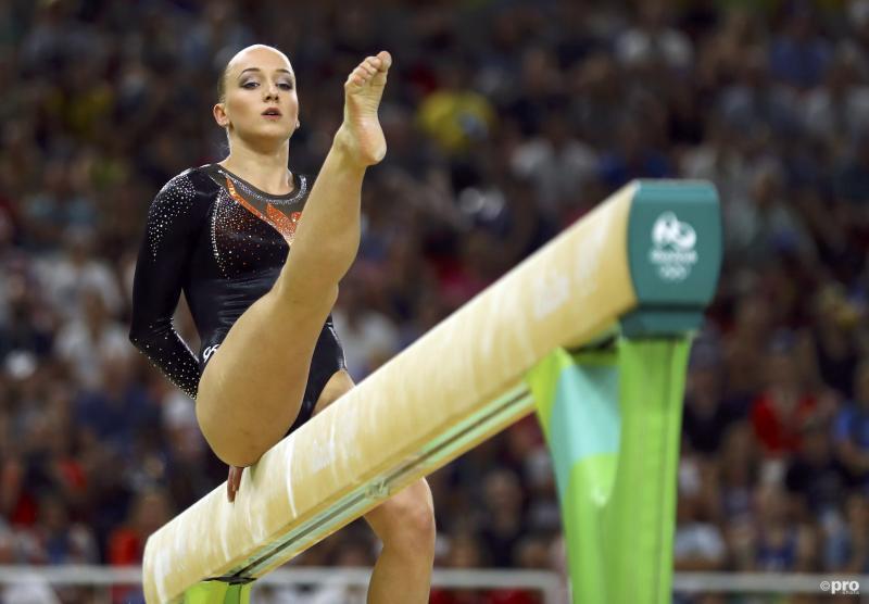 Sanne Wevers krijgt olympische balk cadeau (Pro Shots/Action Images)