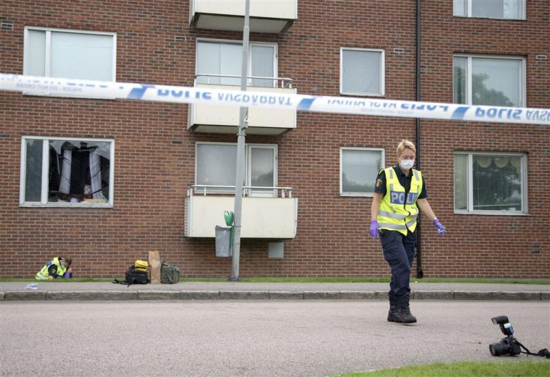 Nederlands jongetje in Zweden omgekomen
