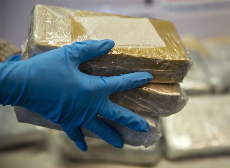 Belgisch recordjaar voor cocaïnevangst