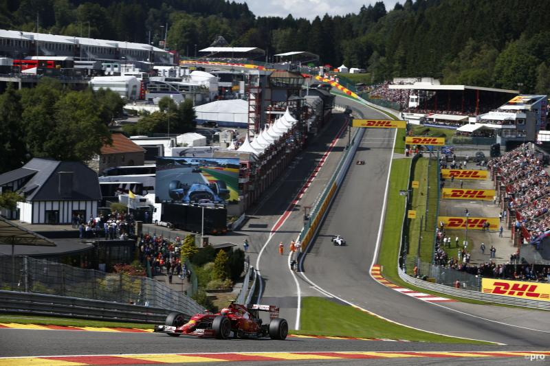 Oranje-invasie verwacht op circuit Spa-Francorchamps (Pro Shots / Zuma Sports Wire)