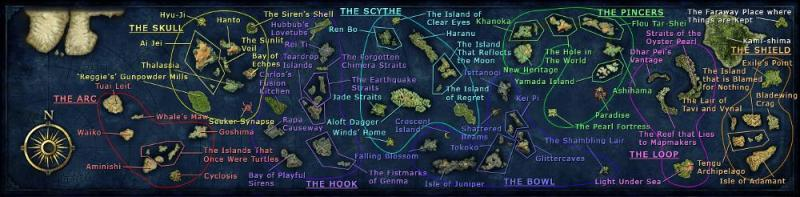 Runescape: Eastern Lands