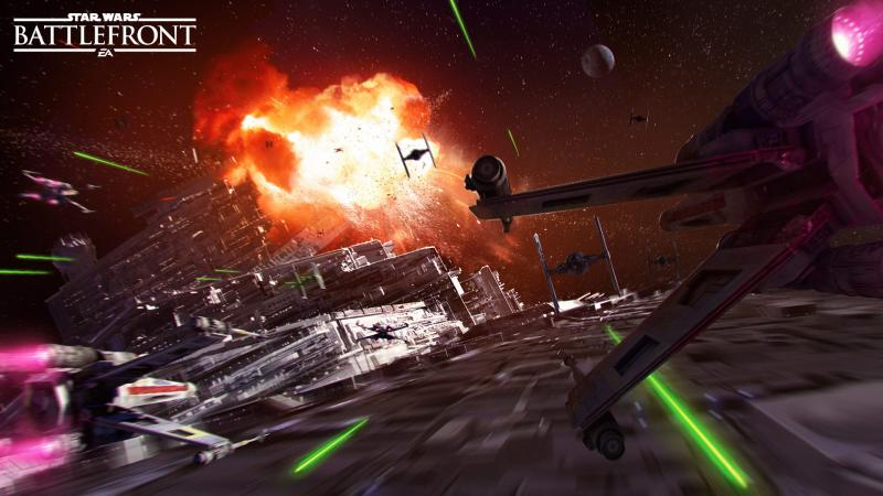 Star Wars Battlefront: Death Star (Foto: Electronic Arts)