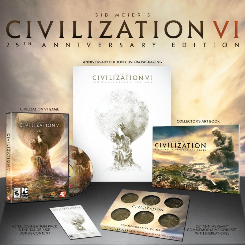 Civilization VI Anniversary Edition