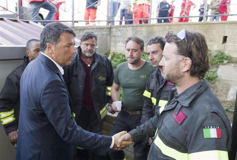 Noodtoestand in Midden-Italië na aardbeving