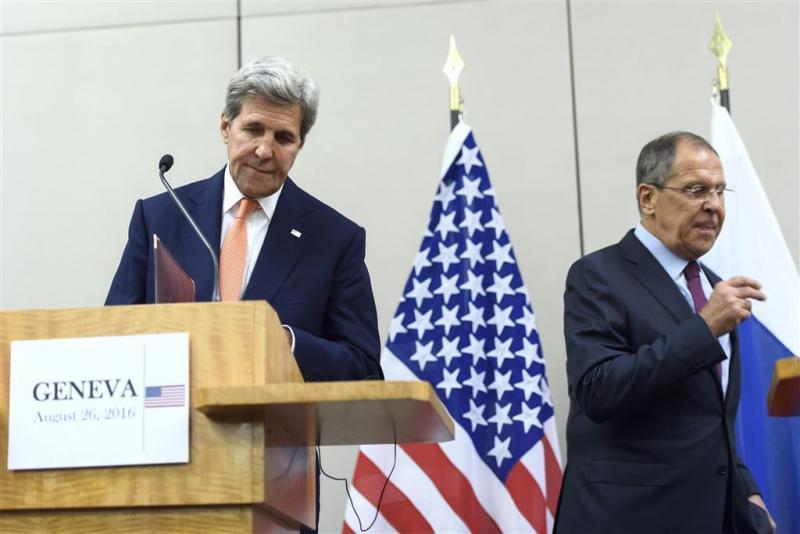 Toenadering maar nog geen akkoord over Syrië