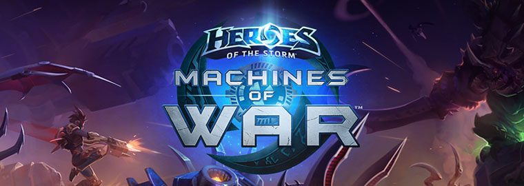 Heroes of the Storm - Machines of War logo