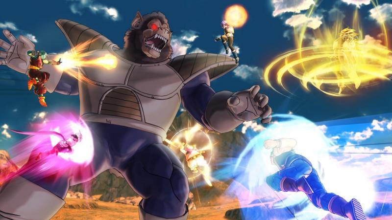 Dragon Ball Xenoverse 2 (Foto: Bandai Namco)