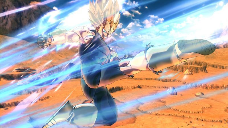 Dragon Ball Xenoverse 2 @ gamescom (Foto: Bandai Namco)