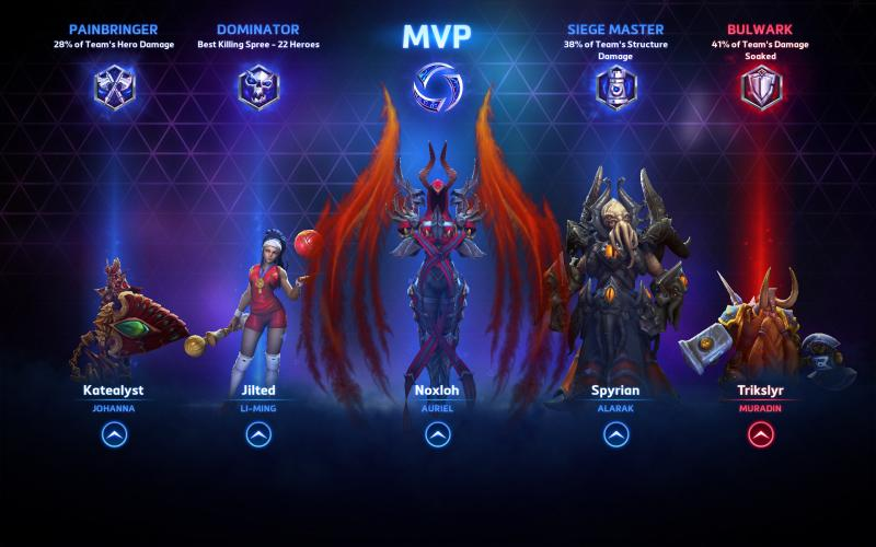 Heroes of the Storm - MVP (Foto: Blizzard Entertainment)